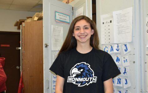 Ashley Sibilia, Monmouth University