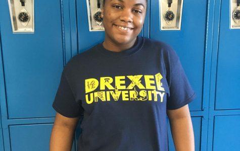 Bianca Hazel, Drexel University
