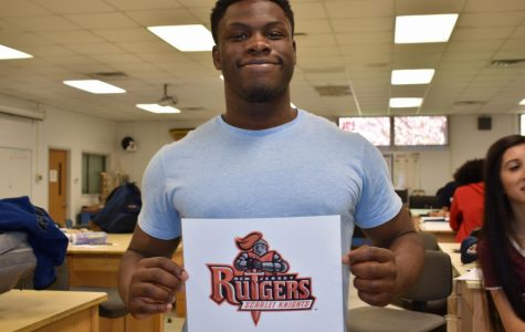 Eric Quartey, Rutgers