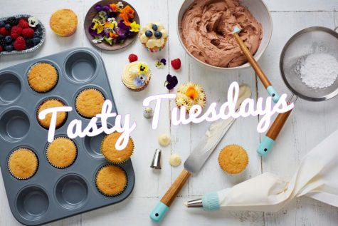 Tasty Tuesdays with Gab: Raspberry Chocolate Chip Banana Bread