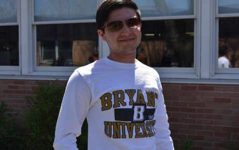 Jared Saini, Bryant University