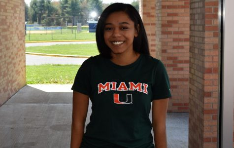 Jordyn Finley, University of Miami
