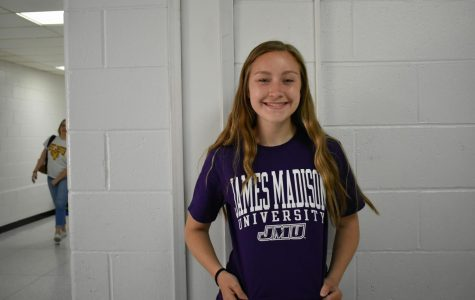 Kasey Finnigan, James Madison University
