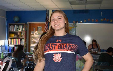 Kathryn Arway, Coast Guard