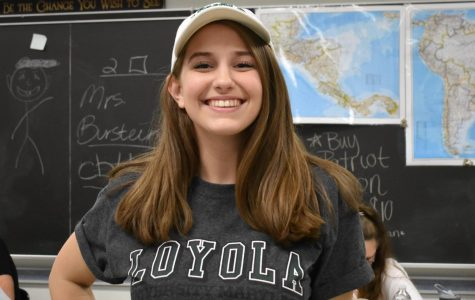 Kristen Carmen, Loyola University