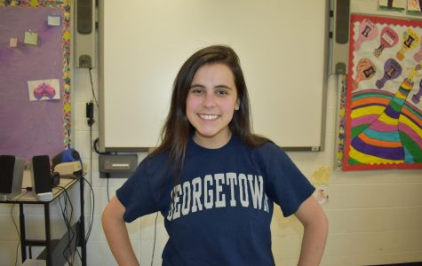 Lindsey Golotko, Georgetown University