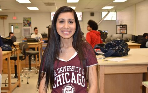 Maha Khan, University of Chicago