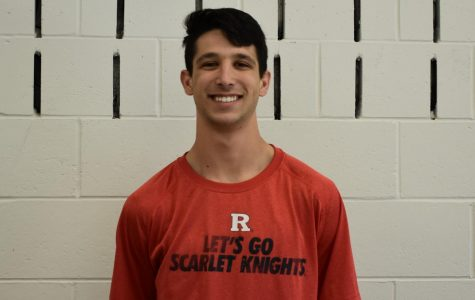 Matt Nitti, Rutgers University