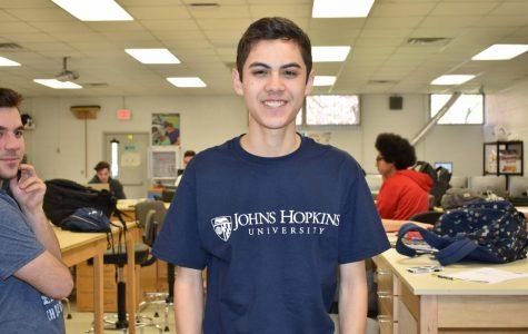 Max Torres, Johns Hopkins University