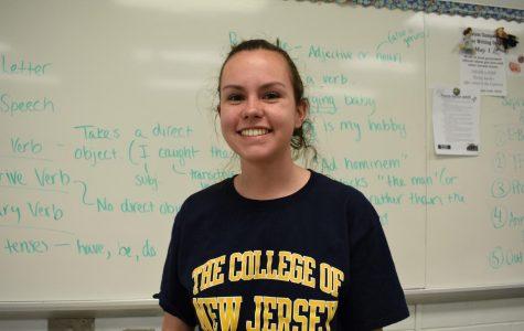 Megan Constuble, TCNJ