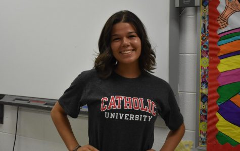 Monique Amoroso, Catholic University