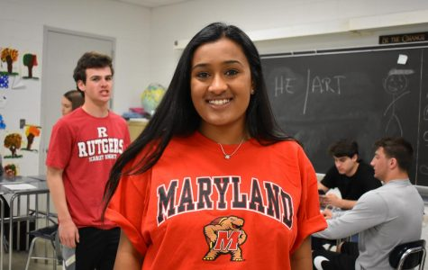 Preethi Chandran, University of Maryland