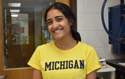 Riya Prasad, University of Michigan