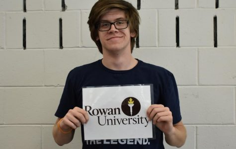 Ryan Garze, Rowan University