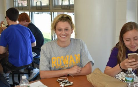 Sam Mayer, Rowan University
