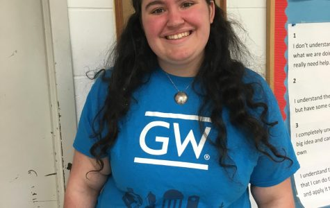 Sarah Schornstein, George Washington University