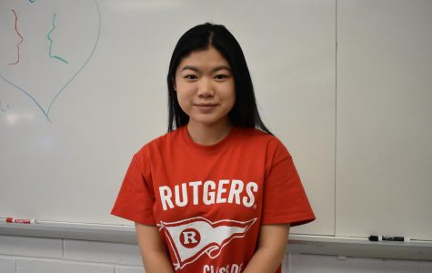 Sarah Xiao, Rutgers