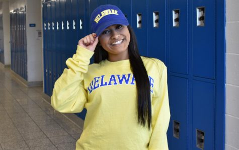 Shivani Parekh, University of Delaware