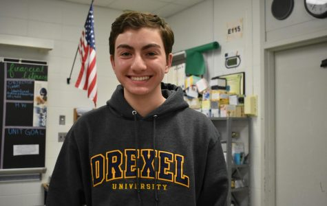 Danny Scerbo, Drexel University