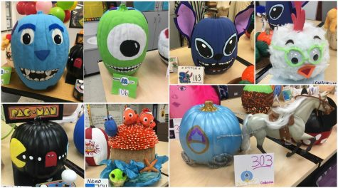 Vote for your favorite pumpkin!