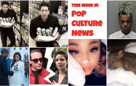 This Week In Pop Culture News: Robber Ross, Guilty XXXTentacion, Pig Love, Musician Split, Kim K's Sacrifice
