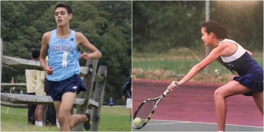 September Athletes of the Month: Lundberg and Appow