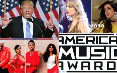 "This Week in Pop Culture News: Taylor vs. Trump, AMAs, and ""Taki Taki"" Team-Up"
