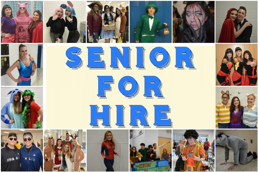 Senior for Hire Photo Gallery