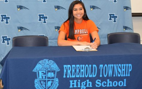 Kirsten Murphy, Lacrosse at Campbell U