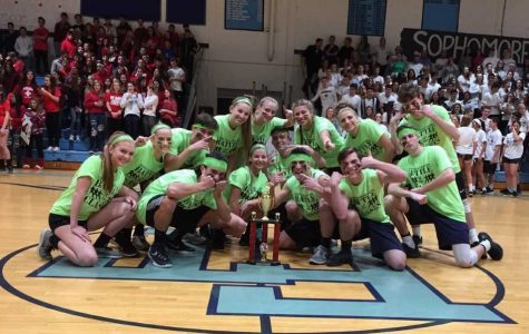 Seniors Take Home 2nd Straight BotC Title