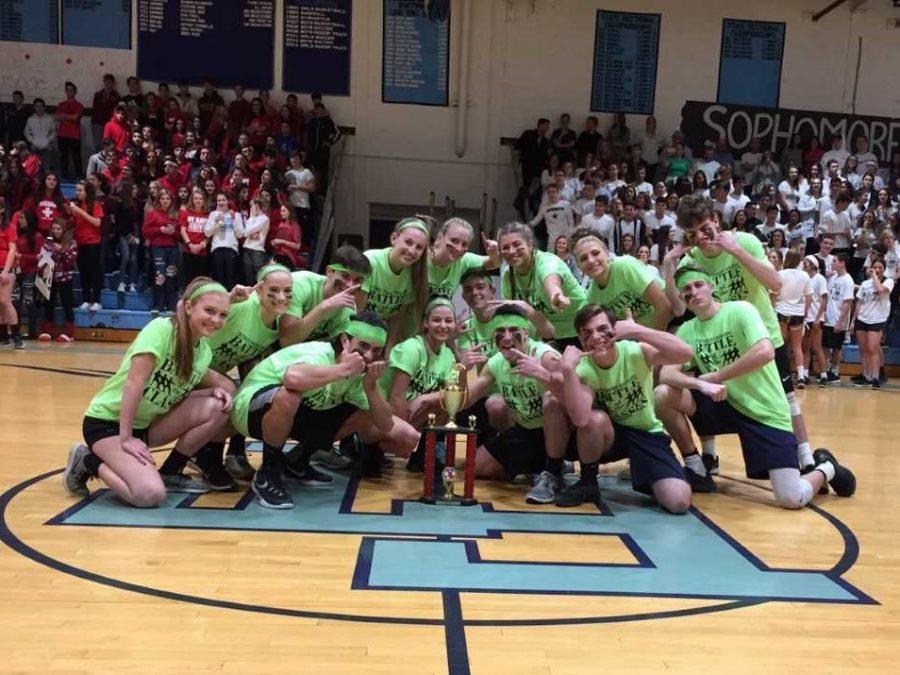 Seniors Take Home 2nd Straight BotC Title
