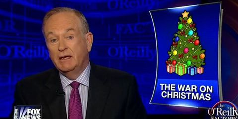 Editorial: Are Liberals Really Waging War on Christmas? The Dangers of Political Stereotyping