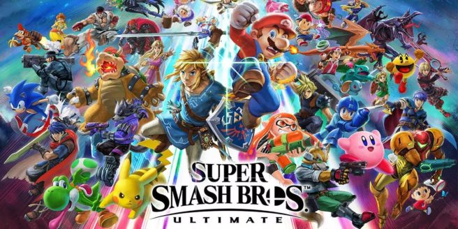 Super Smash Bros. Ultimate Review: Everyone Is Here!