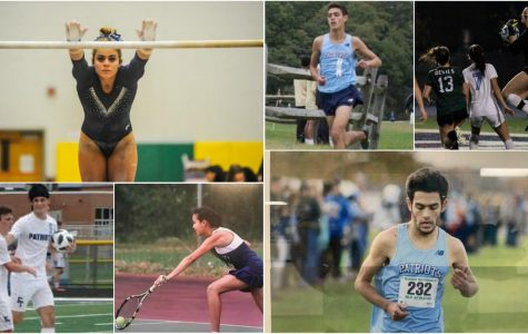 Fall Athletes of the Month