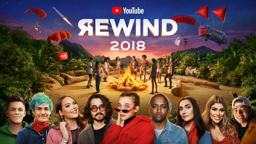 Rewind 2018 becomes YouTube's most disliked video