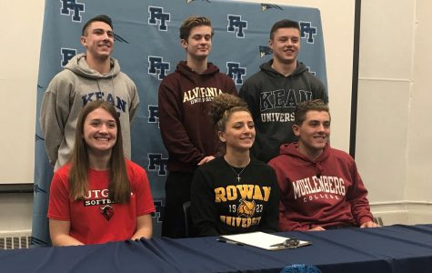 Six More FTHS Athletes Sign to Compete in College