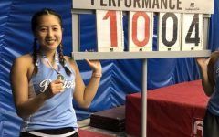 Sophia Yun, Girls Athlete of the Month for January