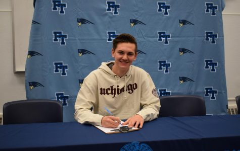 Zach Glasser, Track & Field at U. of Chicago