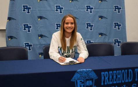 Gillian Gandolfo, XC and Track & Field at Wagner