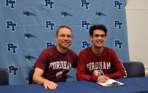 Nick Lundberg, XC and Track & Field at Fordham