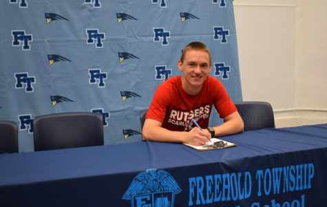 Tyler Kelly, XC and Track & Field at Rutgers