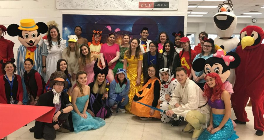 2019 Character Breakfast: A Magical Time For All