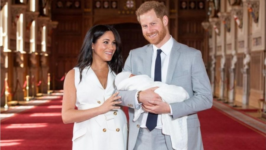 Everything You've Been Wanting to Know About The Newest Royal Baby
