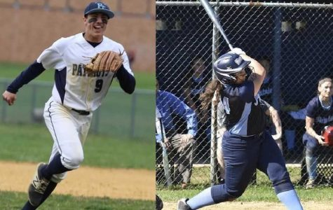 Corcione, Valentino April Athletes of the Month