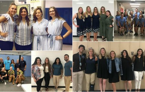 Senior Takeover Day Photo Gallery