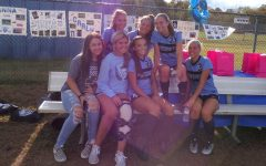Girls Soccer Senior Day Gallery!
