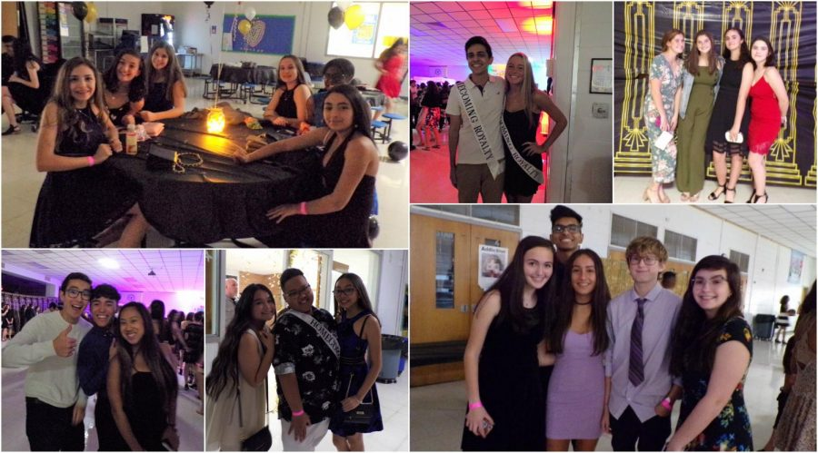 Homecoming Dance Photos