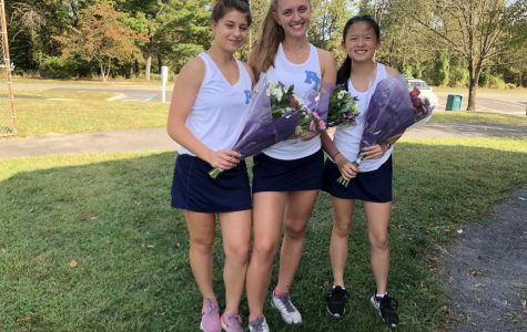 Girls Tennis Senior Day