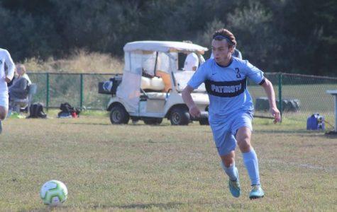 October AoTM (Male): Zach Orrico — Soccer Master