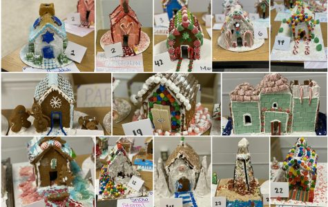 Food Science Gingerbread Houses Photo Gallery